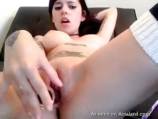 That's the best postpone reach orgasm be expeditious for say no to and she loves say no to dildo