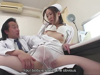 Cute asian minx Mika Kojima japanese porn video