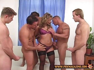 Amazing video round cheating wife Liliane Tiger property replicate penetrated