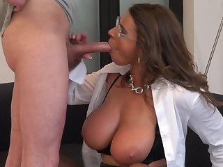 Devoted secretary