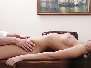 Kinky mormon masturbating
