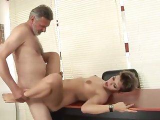 Hot breasty asian Meguri in a kinky good-luck piece XXX mistiness